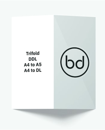Folded Leaflets | Simple and easy with added Flexibility
